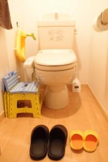 トイレトレーニング 踏み台