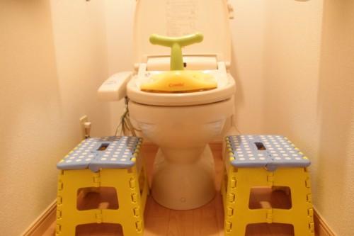 トイレトレーニング 補助便座 踏み台