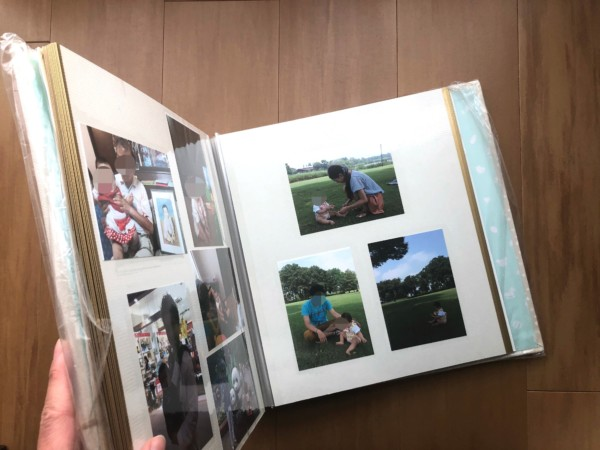 子どものアルバム・フィルムタイプ