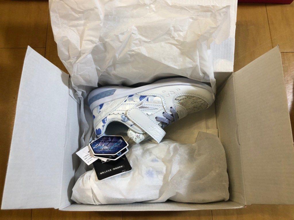 プライムワードローブで送られてきた靴