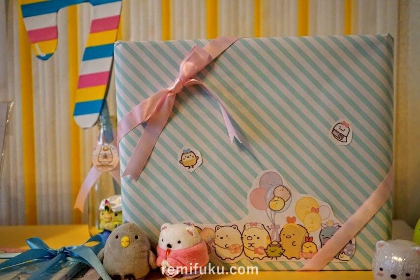 すみっコぐらしの誕生日の飾り付け作り方 7歳女の子