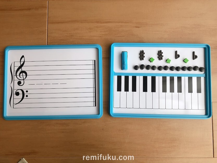 ヤマハ音楽教室幼児科コースの教材